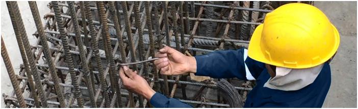 El acero en la construcción