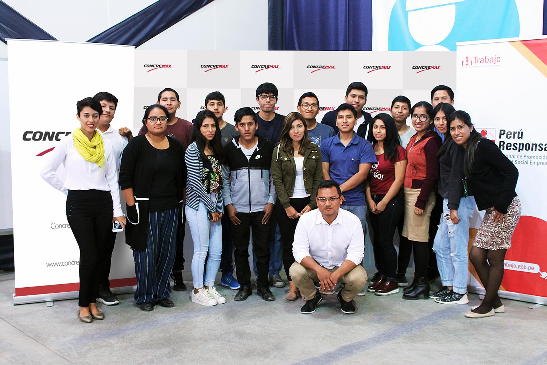 Taller de Fortalecimiento de Habilidades Blandas dirigido a los Jóvenes del Programa Patrocinio SENATI